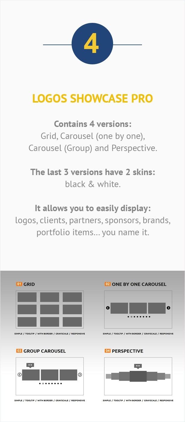 Visual Composer Addon – Logo Showcase PRO